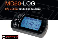 GET GPS LAP TIMER MD60 LOG