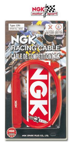 cable bougie haute tension antiparasite de NGK
