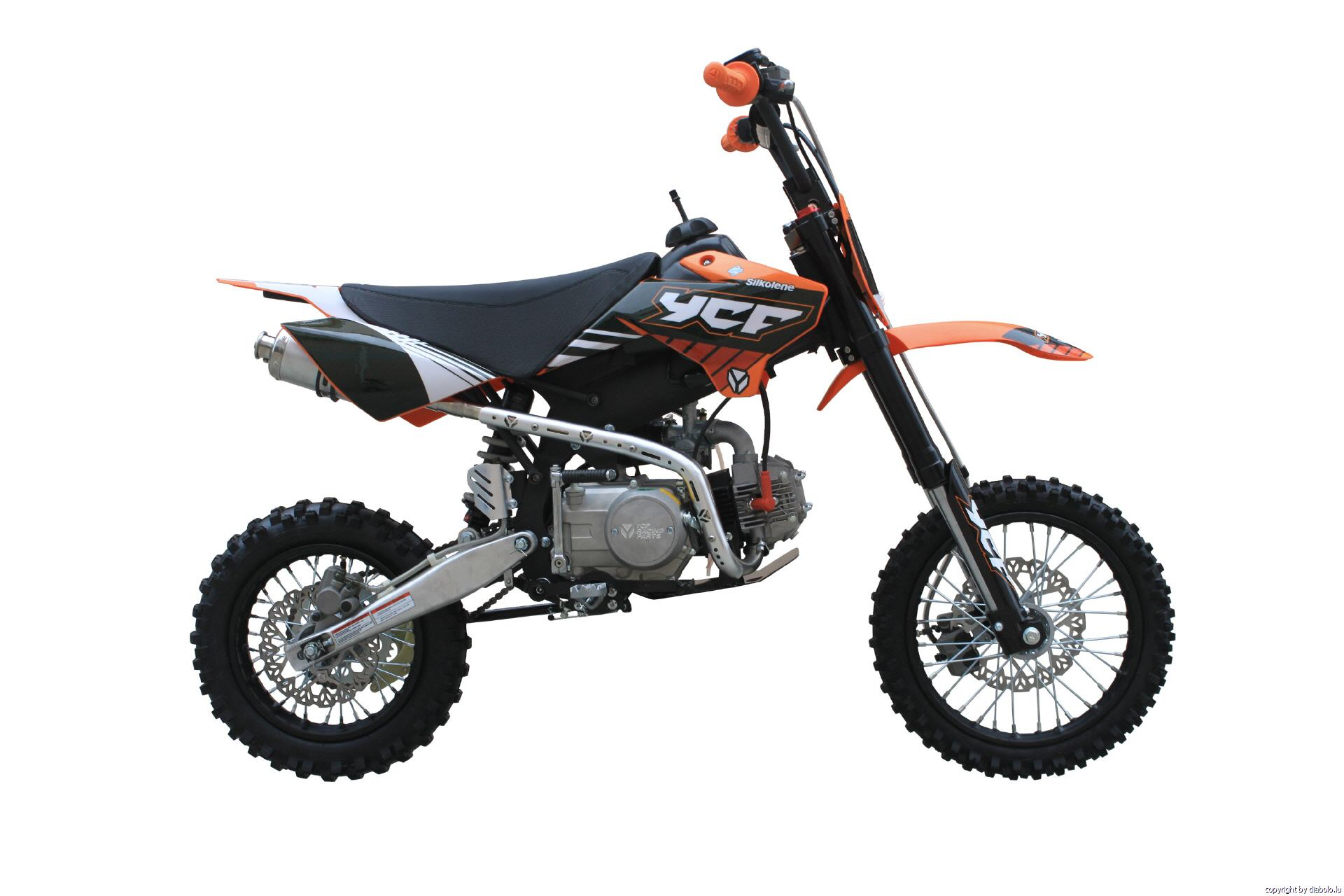 pitbike ycf 125cc r start classic ktm. Black Bedroom Furniture Sets. Home Design Ideas